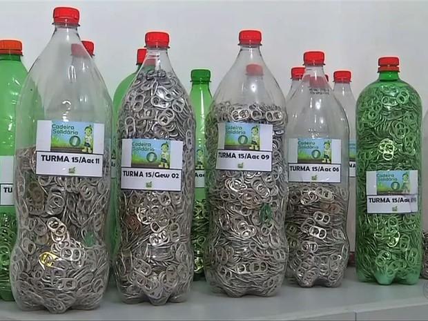 Lacres também estão sendo juntados (Foto: Reprodução/ TVCA)