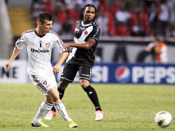 Fluminense e Vasco se enfrentam pela última rodada do Campeonato Brasileiro (Foto: Dhavid Normando / Photocamera)