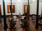 Aulas gratuitas de ioga e kung fu vão ser retomadas em Florianópolis