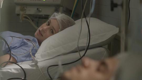 Teaser: Jonatas se emociona ao saber que Eliza salvou sua vida