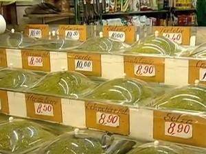 Preço da erva-mate aumentou (Foto: Reprodução/RBS TV)