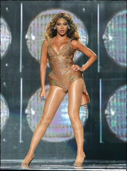 Beyoncé meia-calça (Foto: Reprodução/Reprodução)