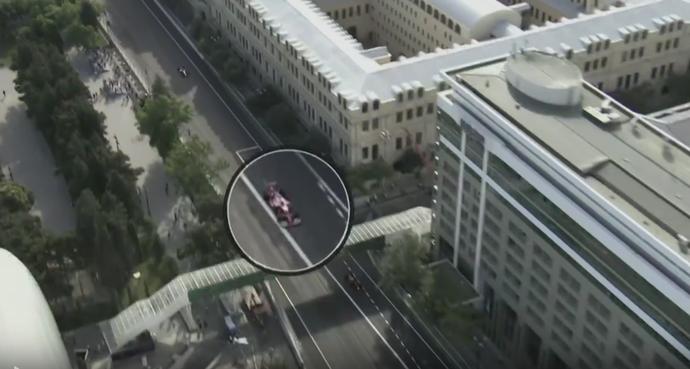 Kimi Raikkonen é punido por cruzar linha dos boxes no GP da Europa (Foto: Divulgação)