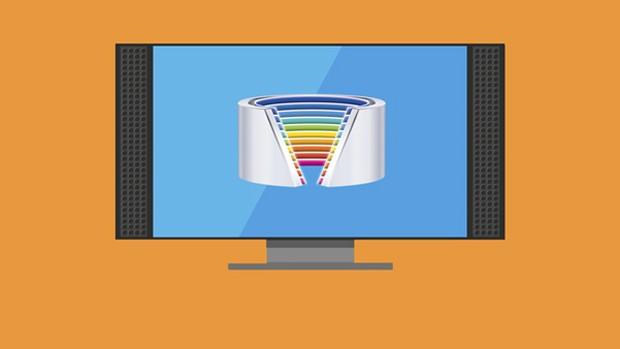 Saiba como sintonizar o sinal digital na sua TV (Arte/ Rede Vanguarda)