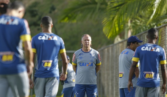 Mano Menezes; Cruzeiro (Foto: Light Press)