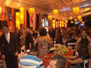 FIEP recebeu duas mil pessoas (Foto: Reprodução/TV Paraíba)