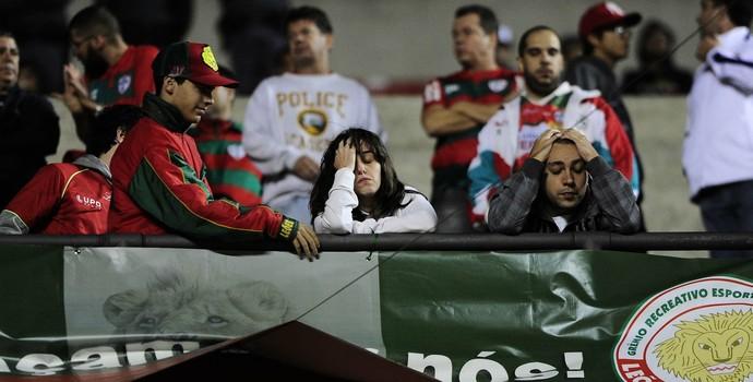 são paulo x portuguesa (Foto: Marcos Ribolli)