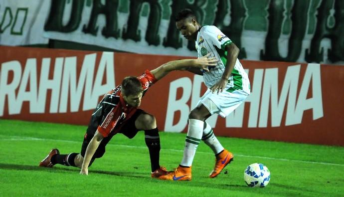 Héracles Joinville (Foto: Sirli Freitas/Chapecoense)