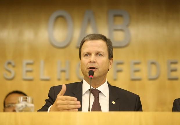 Claudio Lamachia, presidente da OAB (Ordem dos Advogados do Brasil) (Foto: Divulgação/OAB)