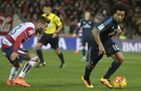 Com luxação, Marcelo vai desfalcar Real por três semanas (EFE)