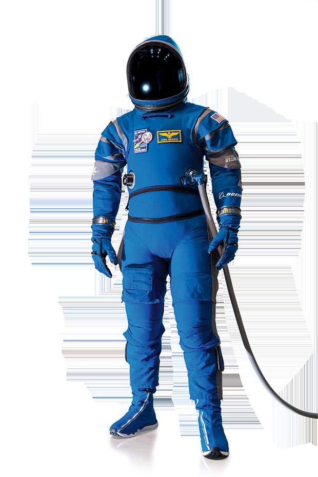 Astronauta (Foto: Divulgação)