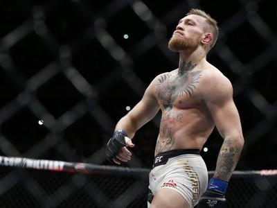 Conor McGregor x  Eddie Alvarez UFC 205 (Foto: Adam Hunger/Reuters)