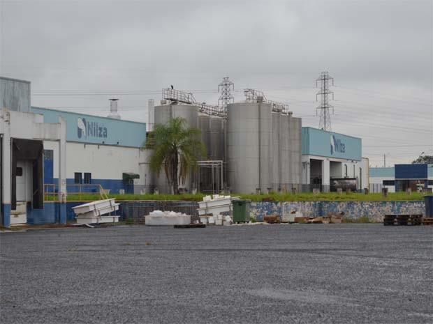 Parque indústrial da Leite Nilza em Ribeirão Preto tem 250 m² (Foto: Leandro Mata/G1)
