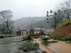 Número de cidades atingidas pelas chuvas no Paraná sobe para 27