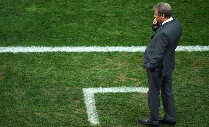 Roy Hodgson, técnico da Inglaterra (Foto: Gettyimages)