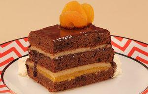 Como fazer torta sacher: receita do Que Seja Doce