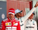 Hamilton, a uma pole do ídolo Senna