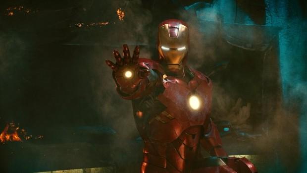 """Robert Downey Jr. vive Tony Stark em """"Homem de Ferro 2"""" (2010) (Foto: Divulgação/Reprodução)"""