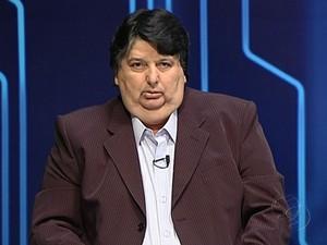 Antonio Francisco Neto (PMDB) (Foto: Reprodução/TV Rio Sul)