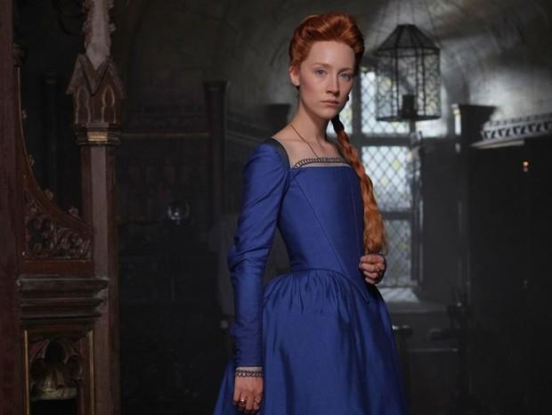 Saoirse Ronan vau protagonizar Lady Bird e Mary Queen of Scots, amos dirigidos por mulheres (Foto: Reprodução)