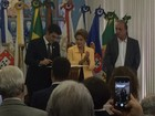 Dilma abre no Rio 2ª fase de projeto de R$ 210 milhões para dragar porto