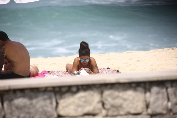 Aline Riscado (Foto: Delson Silva / AgNews)