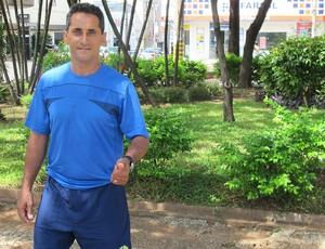 ex-lateral-direito Zé Carlos, do São Paulo, que disputou a Copa de 1998 (Foto: Daniel Romeu / Globoesporte.com)