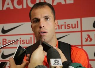 Inter Marcelo Lomba (Foto: Eduardo Deconto/GloboEsporte.com)