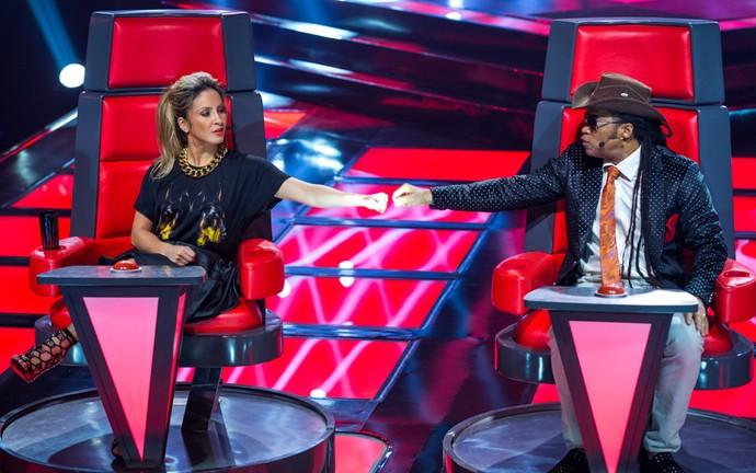 Faça o teste e veja se você lembra qual cantor venceu as Batalhas do The Voice (Foto: Isabella Pinheiro/Gshow)