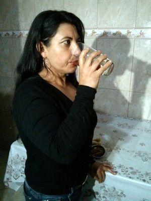 Nadia emagreceu 14 quilos ao usar alimentos termogênicos em Tatuí (Foto: Cláudio Nascimento/TV TEM)