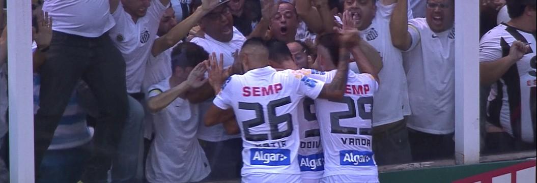 Santos 1 x 0 Audax-SP, pela final do Campeonato Paulista