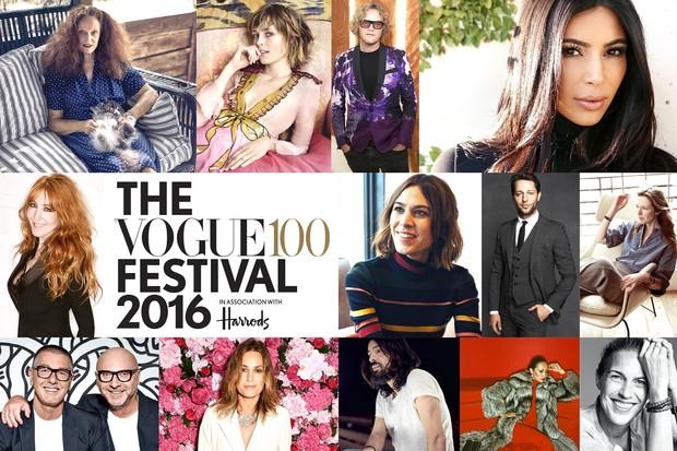 Vogue 100 Festival (Foto: Divulgação)
