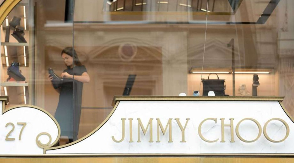 Loja da Jimmy Choo (Foto: Reprodução)