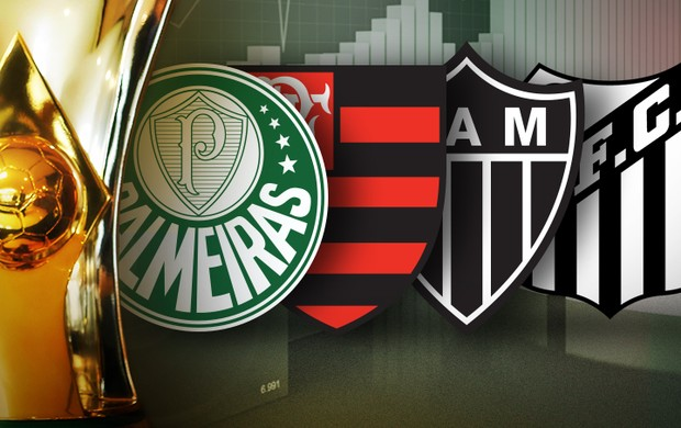 BLOG: Palmeiras e Santos tem desempenho abaixo do esperado na rodada 32 do Campeonato Brasileiro