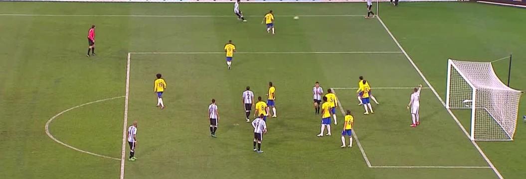 Veja os melhores momentos da vitória da Argentina sobre o Brasil fa8507af7c21e