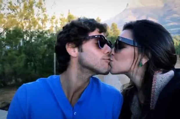 Mariana e Rômolo (Foto: Reprodução/Instagram)
