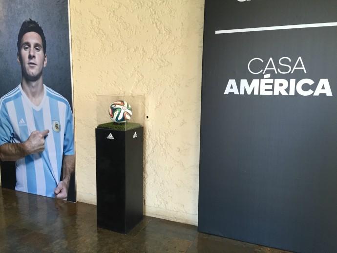 Casa América blog