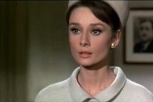 A atriz Audrey Hepburn (Foto: Film screenshot)