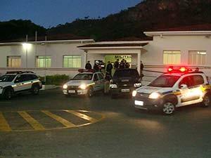 Operação conjunta ocorreu nesta manhã (Foto: Polícia/Divulgação)