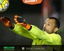Mito da rodada #14, Cavalieri salva o Flu; Fábio leva três gols e decepciona