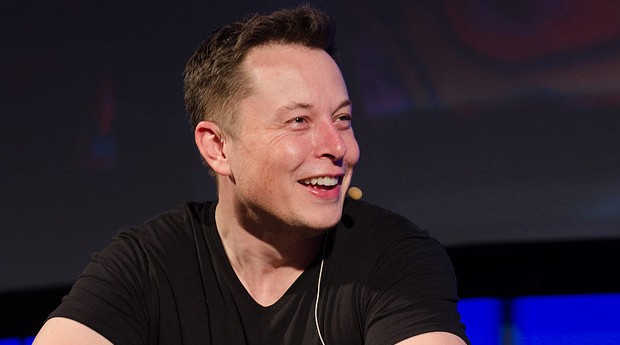 Elon Musk, da Tesla (Foto: Wikimedia)