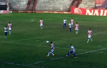Santa goleia, Náutico vence e Central bate Sport na 4ª rodada do PE Sub-20
