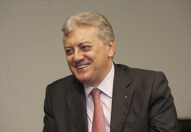 Ex-presidente do BB, Adelmir Bendine (Foto: Agência O Globo)