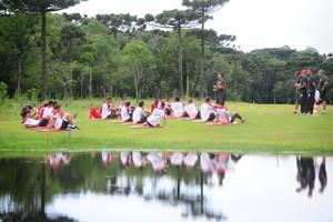 inter pré-temporada gramado (Foto: Alexandre Lops/Divulgação Inter)