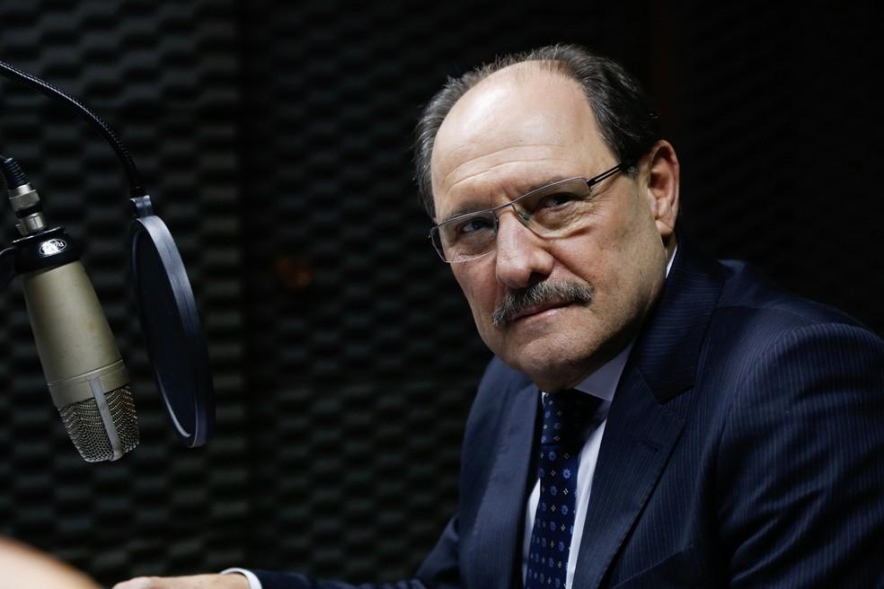 Sartori disse que texto aprovado no Senado será analisado pela assembleia gaúcha antes da adesão (Foto: Daniela Barcellos/Palácio Piratini )
