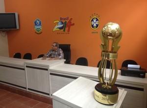 Taça do Rondôniense 2014 (Foto: Renato Pereira)