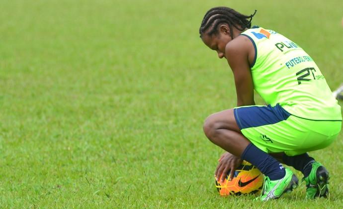 Formiga São José Futebol Feminino (Foto: Tião Martins / PMSJC)