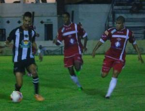 Atlético-ES vence o Tombense em amistoso (Foto: Karen Porto/CA Itapemirim)
