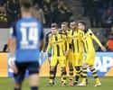 Sob a batuta de Dembélé, Dortmund segura empate com o Hoffenheim