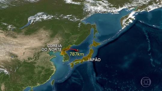 Coreia do Norte confirma sucesso em lançamento de novo tipo de míssil